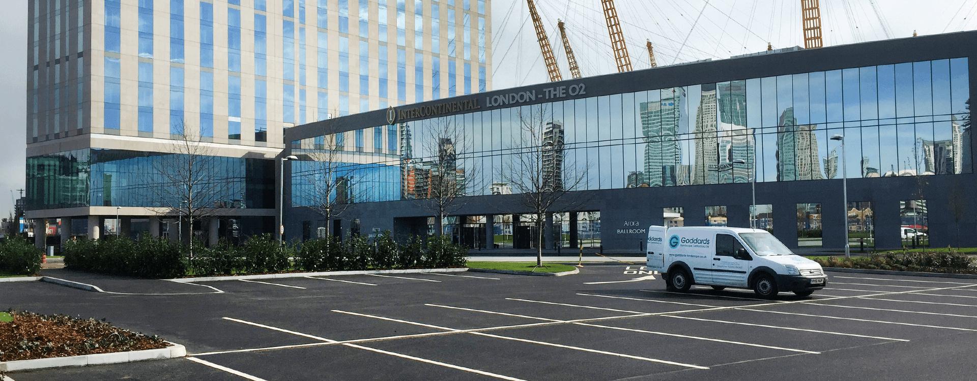 Banner - Car Park